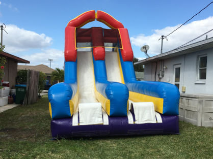 80' Monster Obstacle Course 