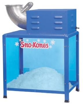 rent a snow cone machine